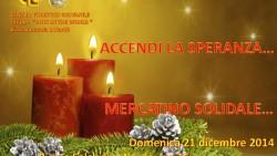 Mercatino Solidale 2014